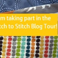 Itch to Stitch Birthday Blog Tour