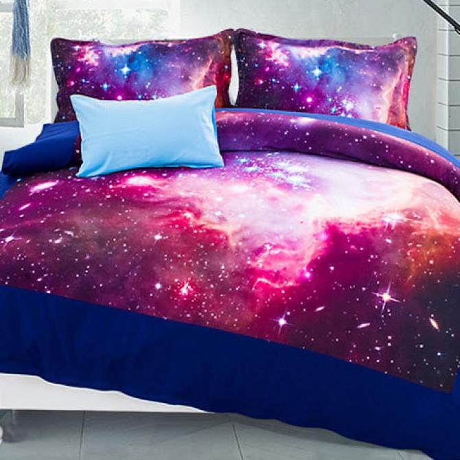 Nebula duvet cover