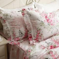 Glass Kitchen Table Sets Summer Ideas Pink Rose Pillow Sham
