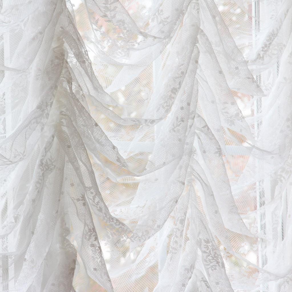 AUSTRIAN balloon curtain