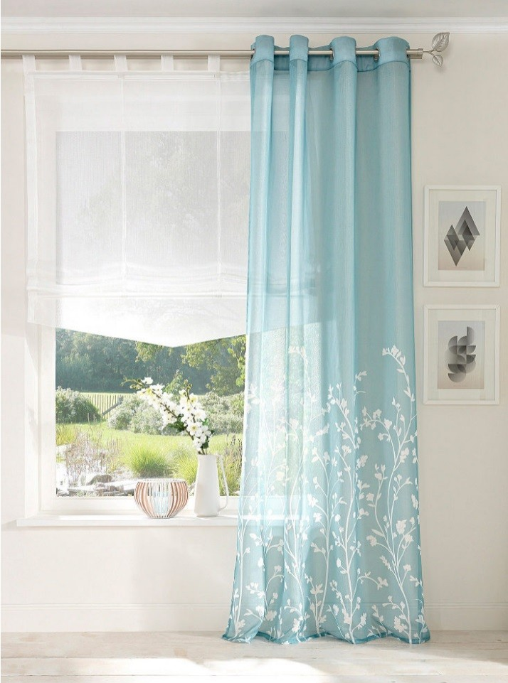 discount kitchen curtains pine chairs for sale botanical - curtain panel