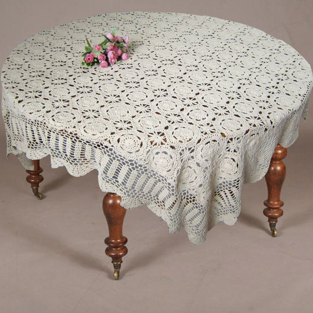 crochet christmas chair covers conference room chairs tablecloth