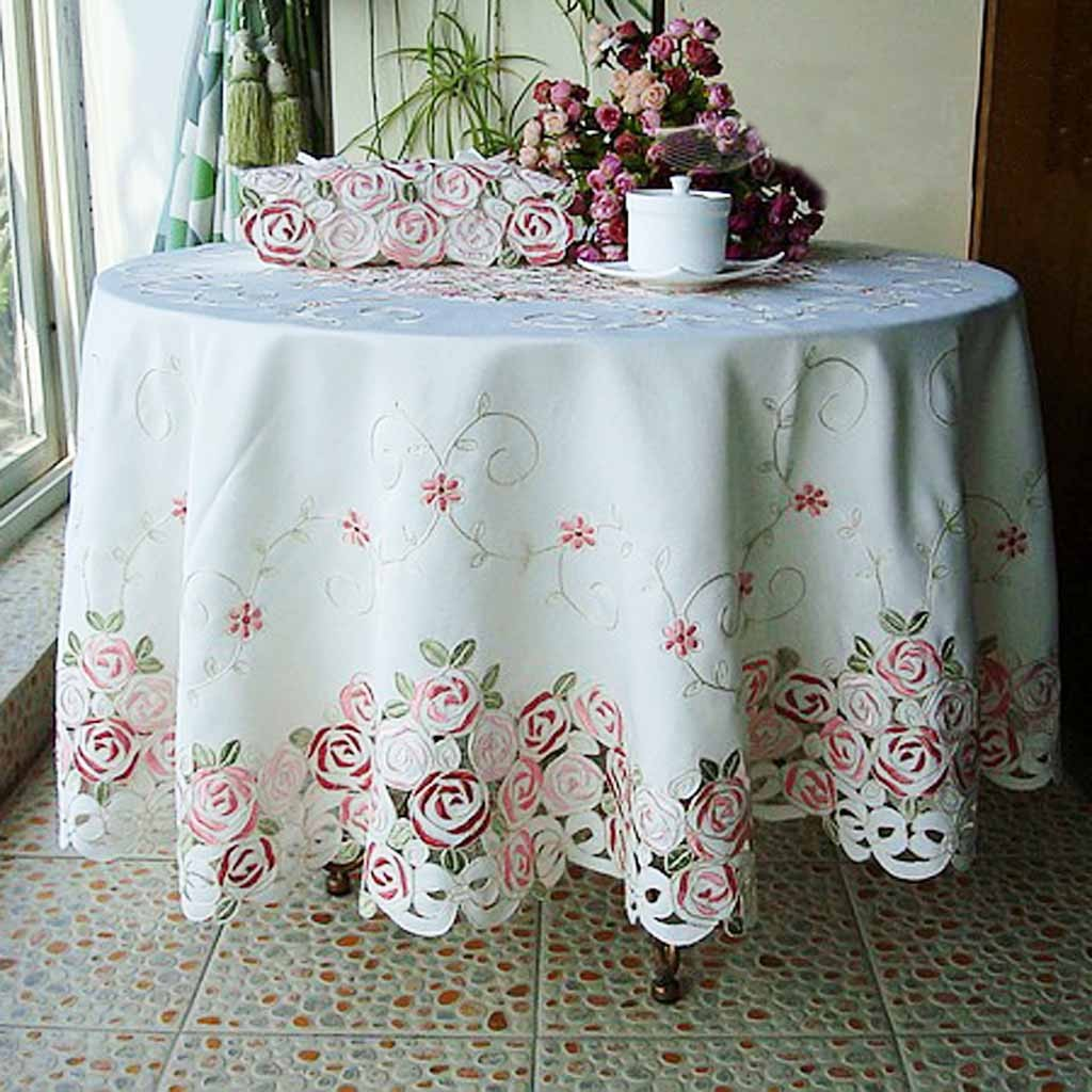 kitchen runner accesories shabby chic tablecloth