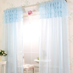 Discount Kitchen Curtains Cabinet Lock Ruffle Curtain