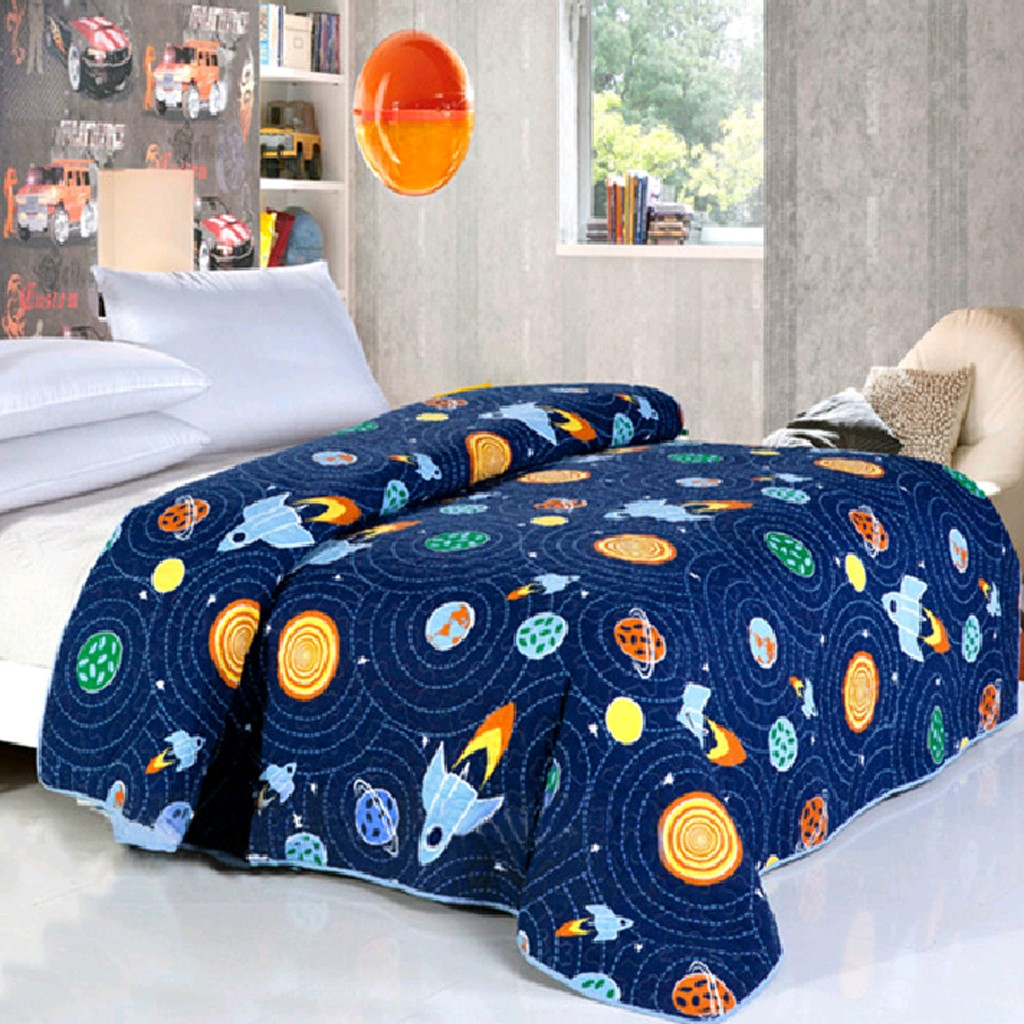 space quilt bedding