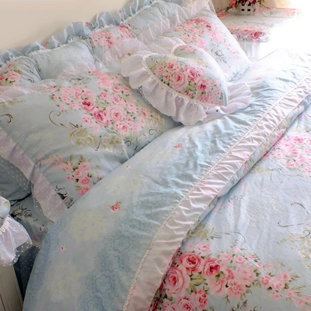 curtain design in living room ideas for pictures blue rose bedding set