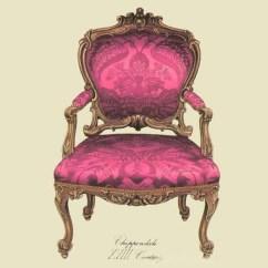 Chair Covers Vintage Cheap Universal Canvas Print