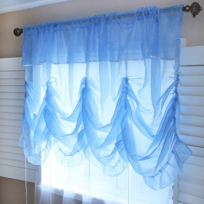 Balloon Shade  Curtain