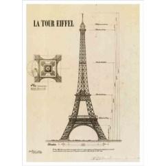 Indoor Kitchen Garden Home Depot Appliances Eiffel Tower Canvas Print