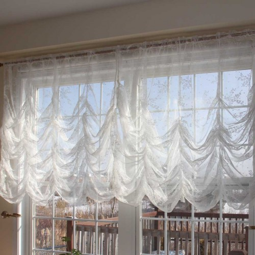 discount kitchen curtains utility table austrian balloon curtain