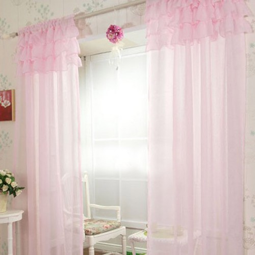pale pink chair drive fly weight transport parts ruffle curtain
