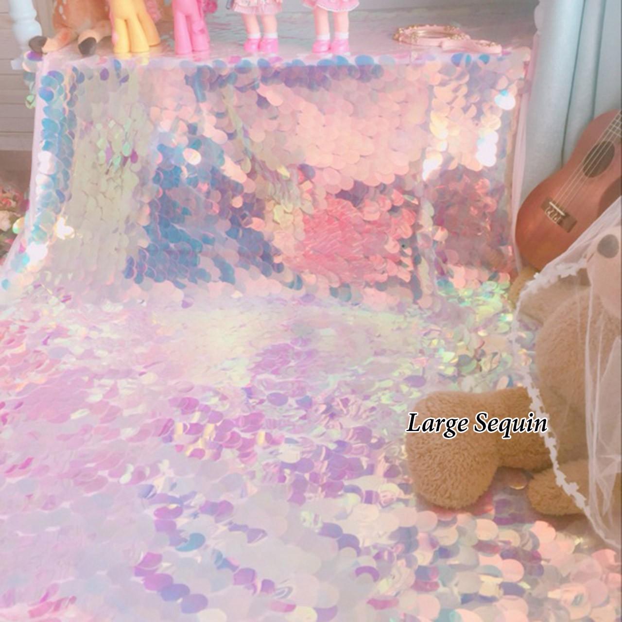 kids round chair revolving wheel sequin fabric