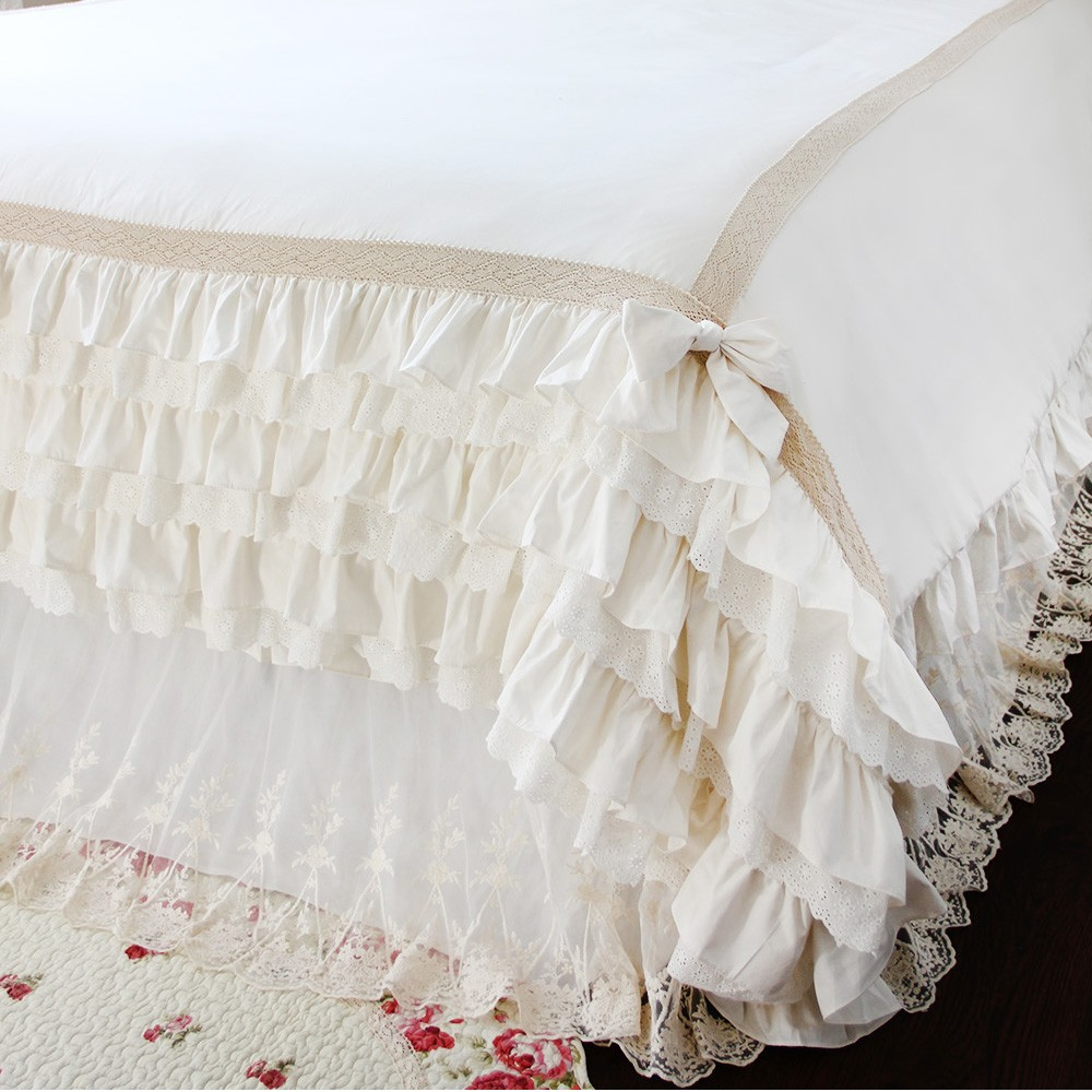 french canopy chair molded plastic lace bed skirt