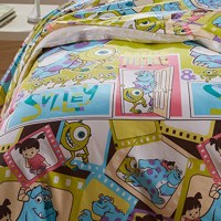 Monsters, Inc bedding