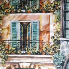 Iron Chair Price Zero Gravity Outdoor Chairs Reviews Paris Cafe Shower Curtain