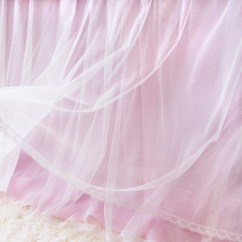 Chair With Canopy Swing Durban Pink Bedskirt