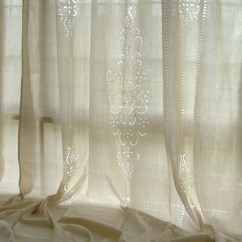 Curtains With Valance For Living Room Paint Your Online Crochet Curtain