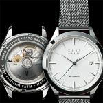 国産自動巻時計、knotの「AT-38」を買ってみた!その感想をレビュー!