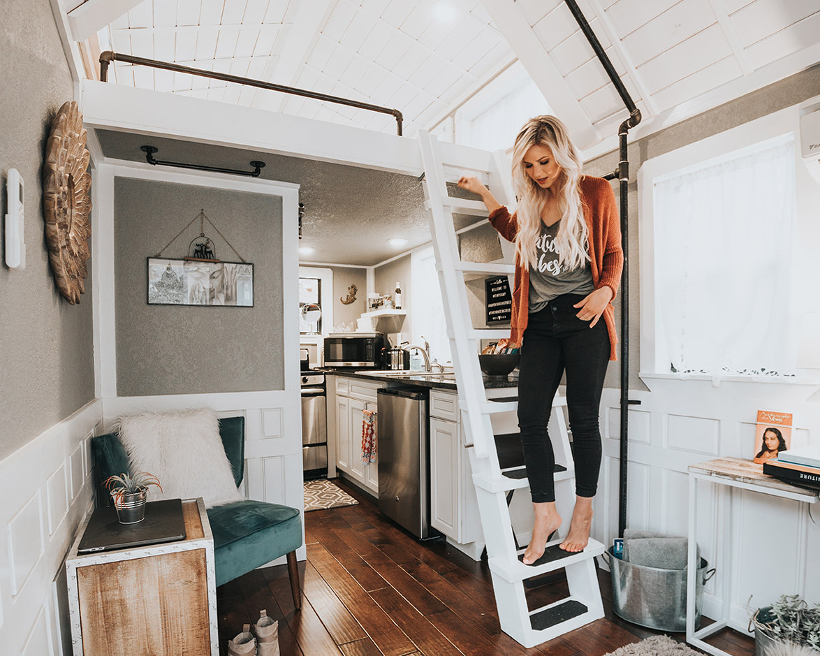 Tiny House Getaway  Sedona Arizona  Lovely and Limitless