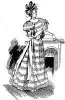1894 Antique Dress