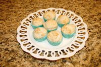 English Walnut Muffins Recipe from 1920