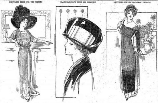 1910 Fashions