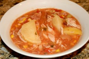 Ms. Russell's Brunswick Stew