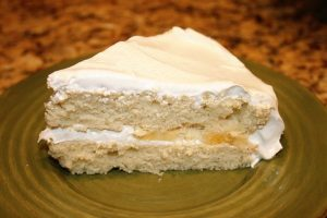 Mrs. Brandenburg's Banana Cake