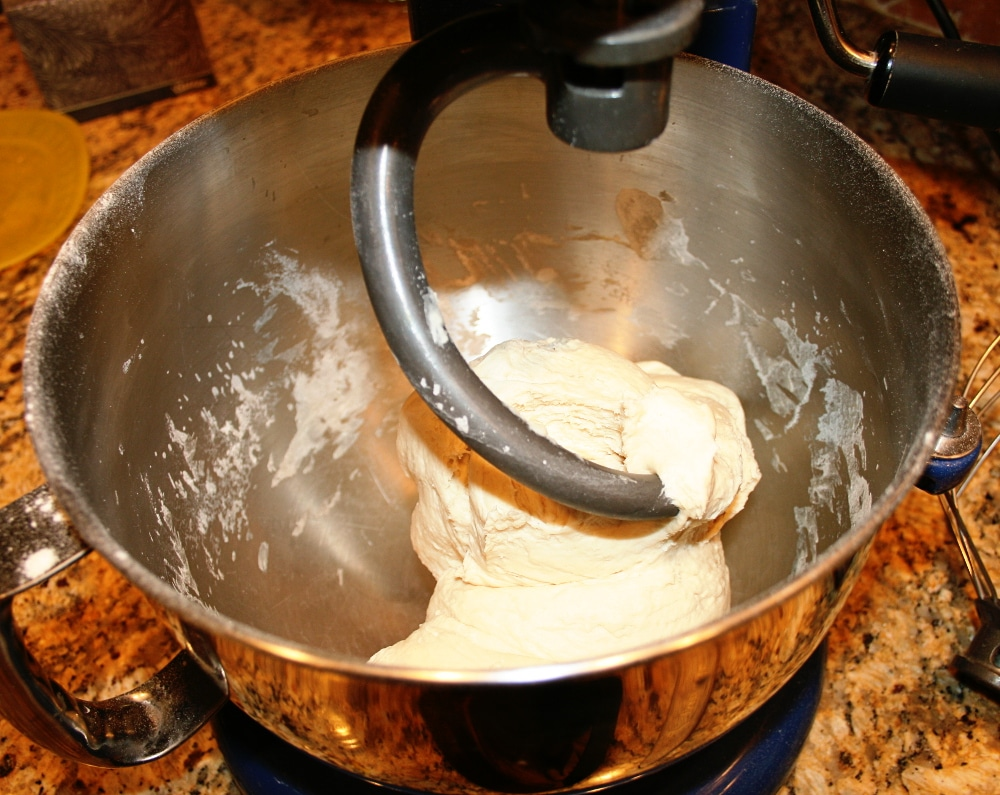 Homemade Bread Dough