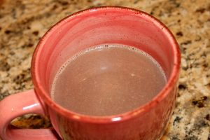 Miss Bryan's Homemade Hot Chocolate