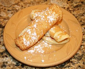 Mrs. Lefter's French Griddle Cake – Crepes
