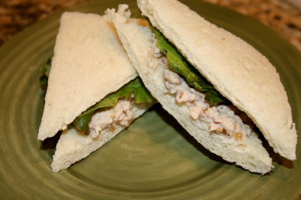 Mrs. Cook's Tuna Fish Sandwich