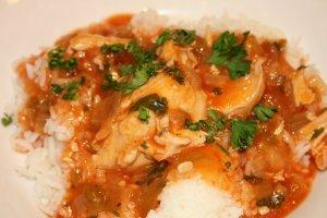 Mrs. Dornberger's Chicken Stew