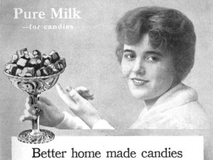 Homemade Candy Recipes from 1920