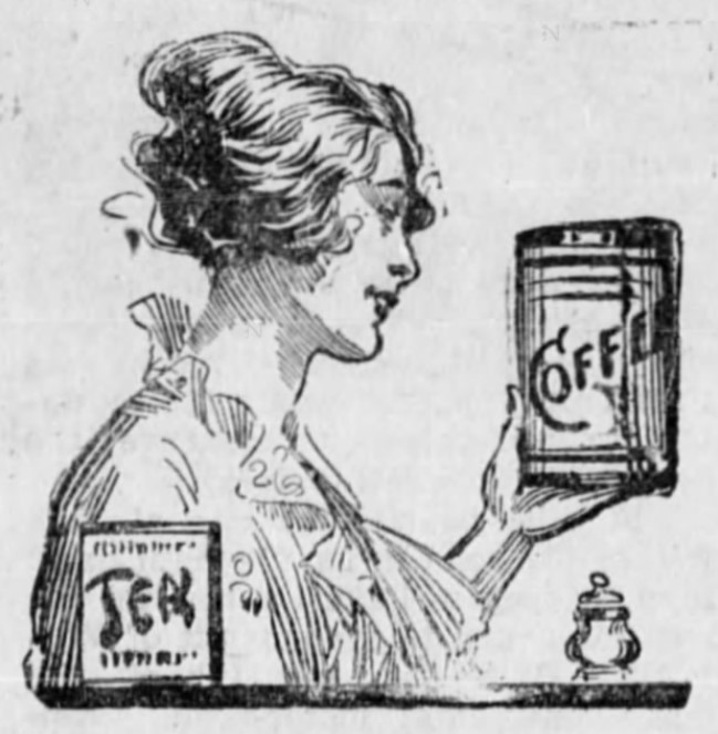 Good Coffee Recipes from 1911