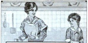 Omelet Recipes from 1916