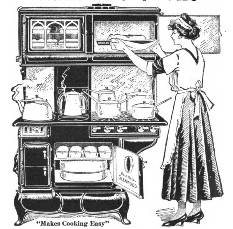 Potato Puffs Recipes from 1904