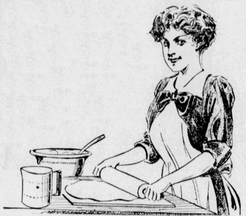 Hot Biscuits Recipes from 1914