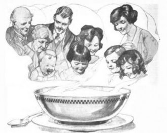 Creamy Tomato Soup Recipes from 1911