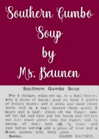 Southern Gumbo Soup