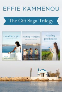 The Gift Saga Trilogy Box Set by Effie Kammenou