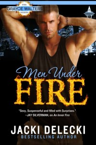 FREE: Men Under Fire by Jacki Delecki