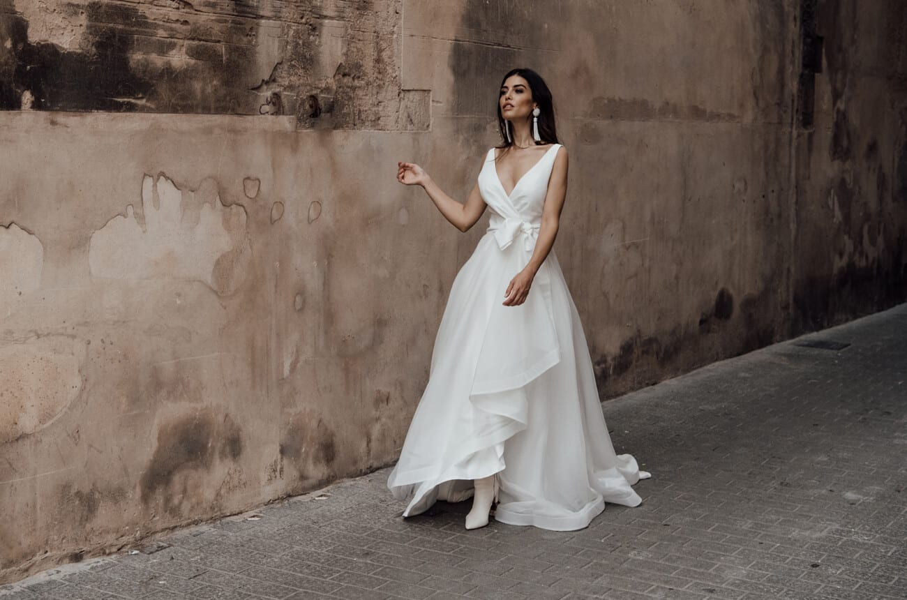 Introducing Louvienne's 2019 Wedding Dress Collection