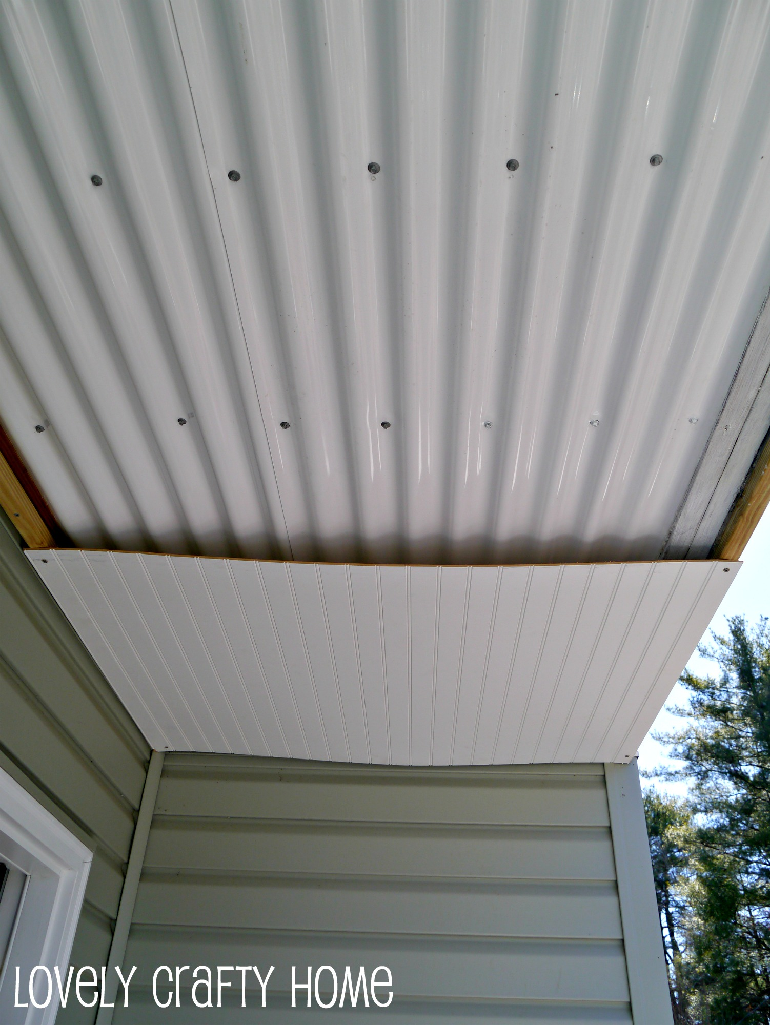 187 Under Deck Ceiling Continued