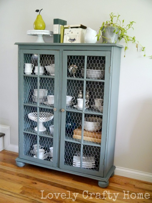 Refinished Hutch