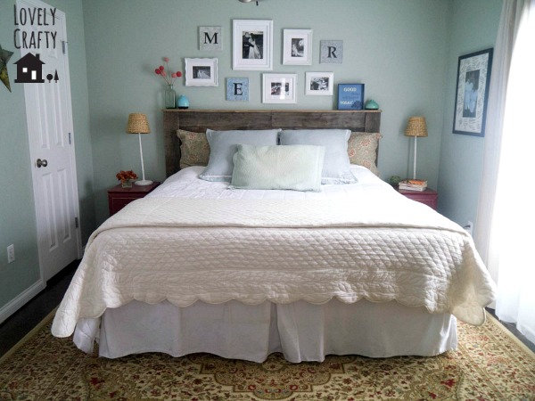 Master Bedroom Lovely Crafty Home