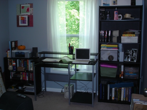 office before shot