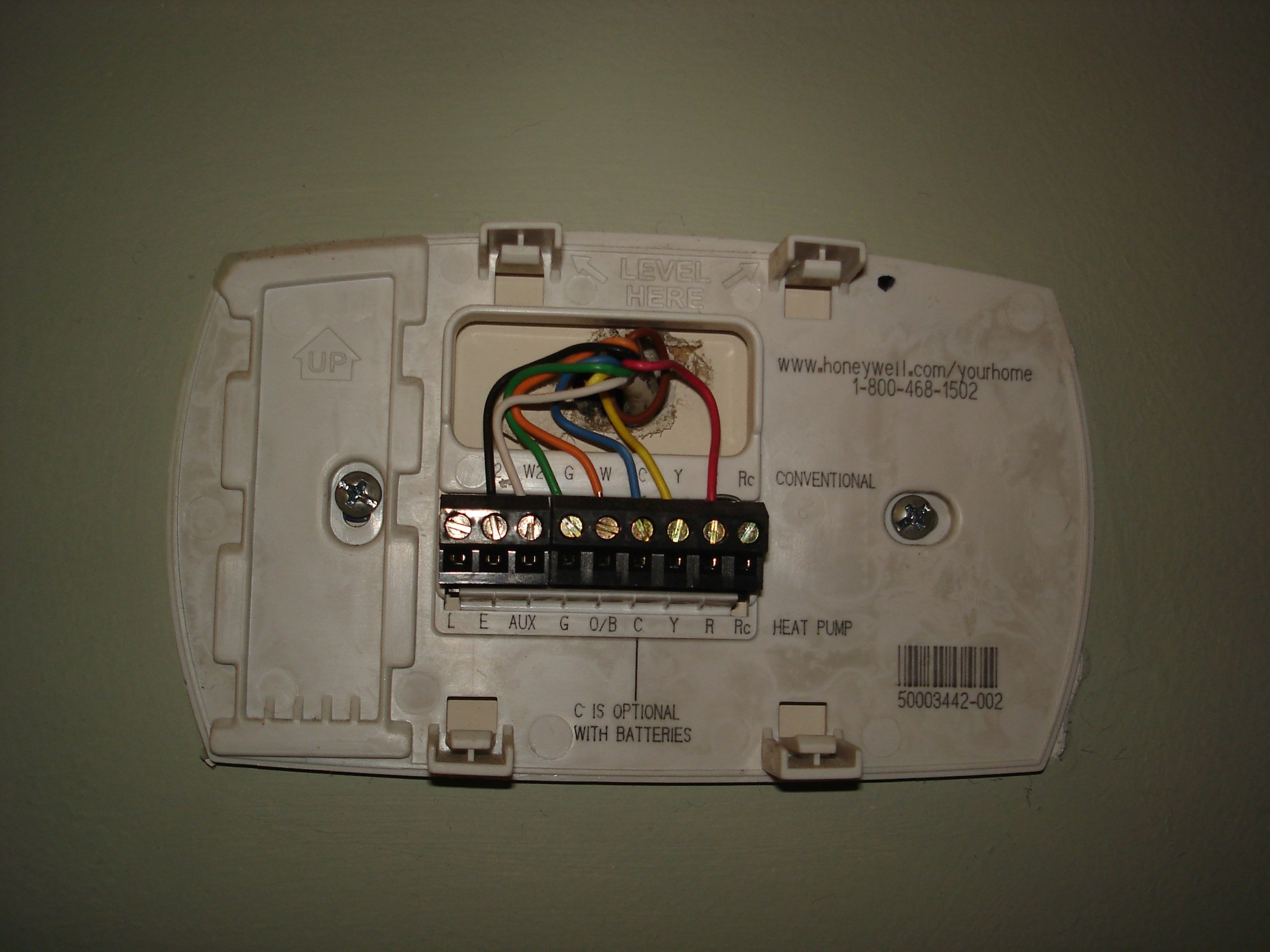 hight resolution of  thermostat base saving some green part 1 honeywell rth2300b wiring diagram at cita asia