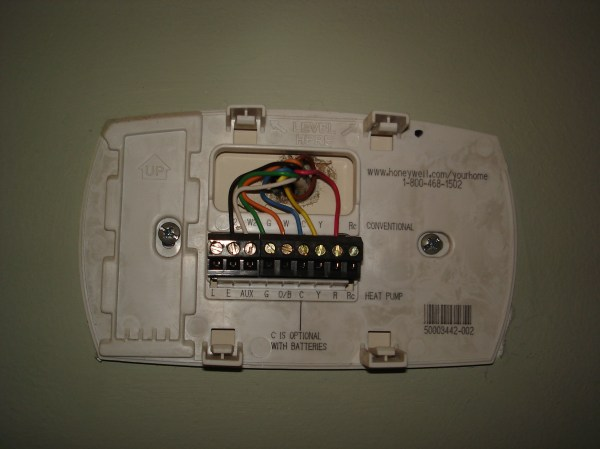 Rth111 Honeywell Thermostat Wiring Diagram - Year of Clean Water on