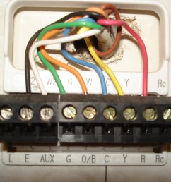 saving some green part 1 honeywell thermostat wiring color code file name thermostat basejpg [ 2592 x 1944 Pixel ]